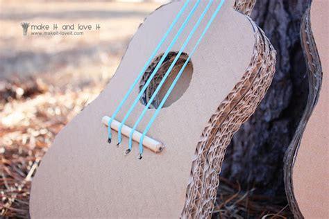 3 instrumentos musicales caseros para ni 241 os pequeocio