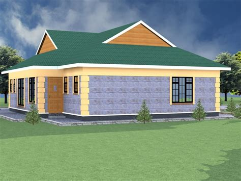 simple  bedroom house designs hpd consult