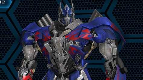 Transformers Age Of Extinction Unlocked Optimus Prime