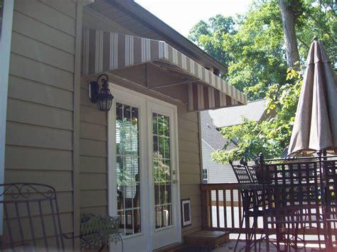 residential door  window awnings