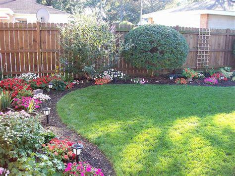 back yard landscape ideas fresh and beautiful backyard landscaping ideas 34 wartaku net