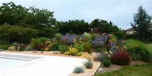 Massif Autour Piscine : jardin nature bessi res adresse t l phone ~ Farleysfitness.com Idées de Décoration