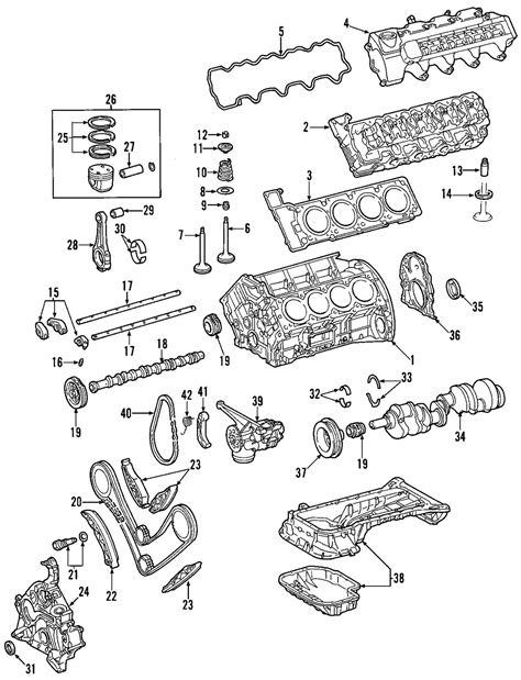 Ml430 Wiring Diagram by Mb Engine Diagram Wiring Diagram