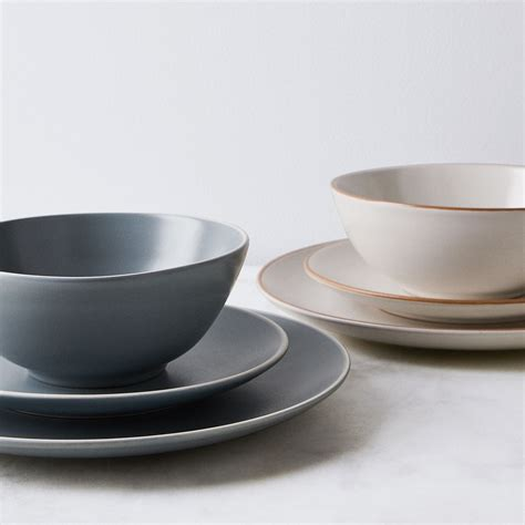 dinnerware classic piece food52 everyday stoneware mason sets arrivals cash affordable dishes sold