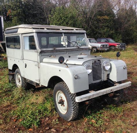 land rover water water 1957 land rover series 1 88 quot station wagon