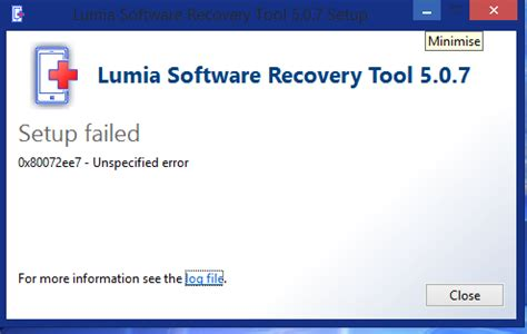 windows phone recovery tool 1 2 4 and lumia software recovery 5 0 7 microsoft community