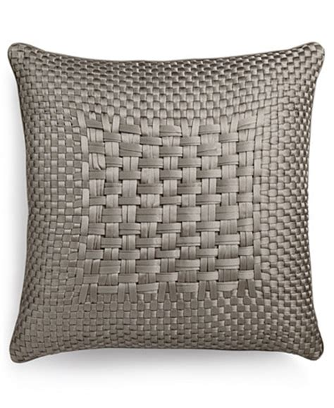 macys throw pillows hotel collection dimensions 20 quot square decorative pillow