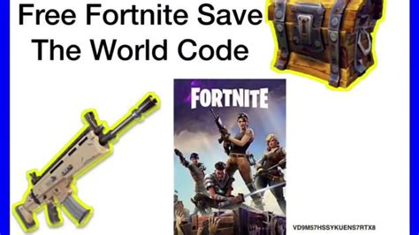 fortnite save  world pve code part