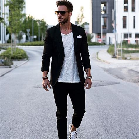 Nice outfit from magic_fox #mensfashion #mensstyle | Favorite Menu0026#39;s Outfits | Pinterest | Black ...