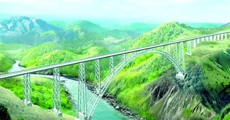 video  making   extraordinary chenab railway bridge