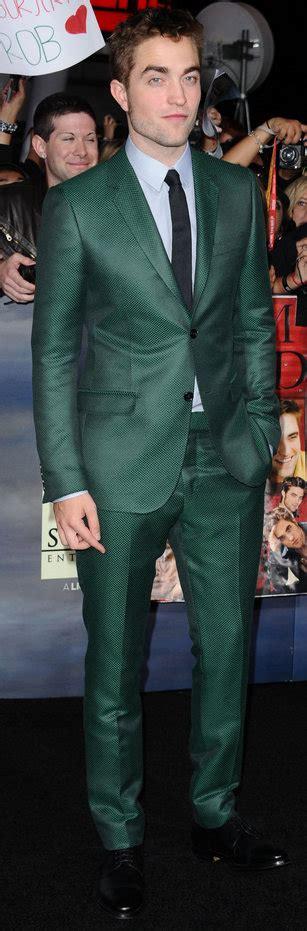 Robert Pattinson vs Ryan Gosling – Who Wore The Green Suit ...