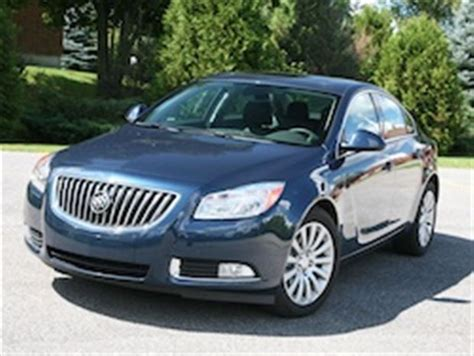 day  day review  buick regal cxl autosca
