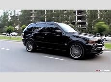BMW X5 E53 YouTube