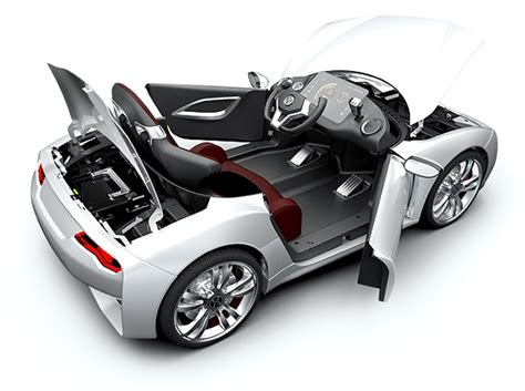 e auto kinder kinder elektroauto henes broon f830 wei 223 12 v kinderautohaus