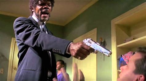 Samuel L Jackson Pulp Fiction Meme - pulp fiction say what one more time blank template imgflip