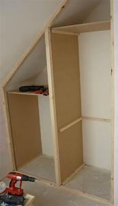 Comment Fabriquer Un Dressing : comment construire placard ~ Melissatoandfro.com Idées de Décoration