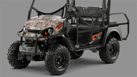 textrons  electric prowlers utv action magazine