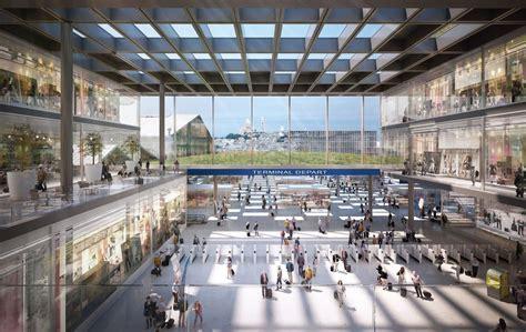 la nouvelle gare du nord futur