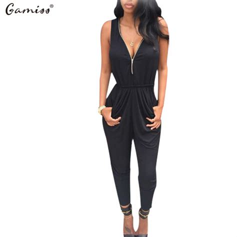 womens casual jumpsuits sleeveless rompers womens jumpsuit 2016 casual
