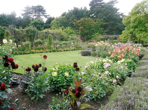 country garden decorating style photograph