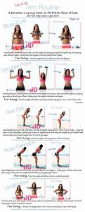 Exercises To Get Strong Arms