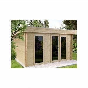 Abris De Jardin Haut De Gamme : abri de jardin madrier 40 mm haut de gamme ~ Premium-room.com Idées de Décoration
