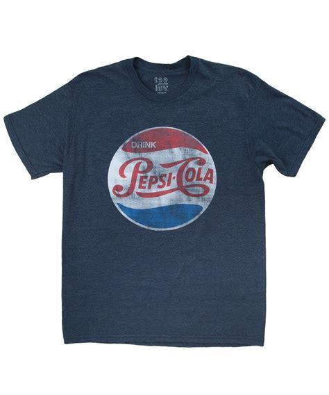 pepsi cola t shirt vintage pepsi cola t shirt