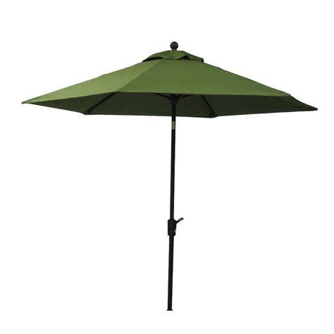 hton bay carol 9 ft market patio umbrella in