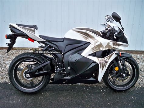 2009 Honda Cbr600rr Um90802 C. S