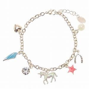 Unicorn Dream Charm Bracelet | Claire's US