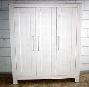 Massivholz Kleiderschrank Weiß : kleiderschrank massiv holz massivholz m bel in goslar ~ Lateststills.com Haus und Dekorationen