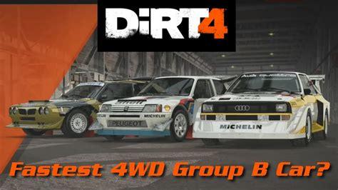 dirt 4wd