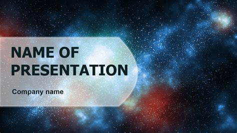 starry night powerpoint template big apple templates