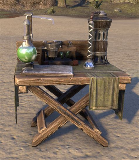 eso fashion alchemy station elder scrolls
