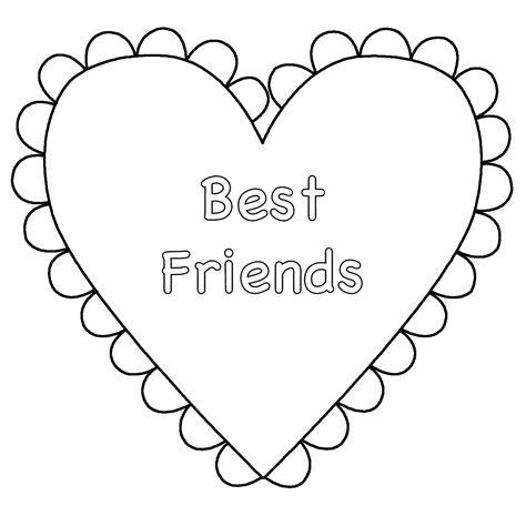 disegni di bff da colorare bff coloring pages to and print for free