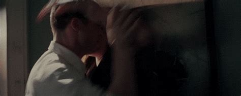 Which Turns Into This Fifty Shadesish Kiss Mr And Mrs Smith Gifs Popsugar Entertainment