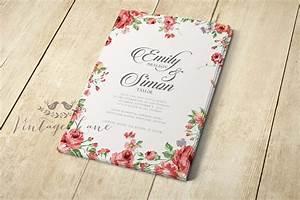 Wedding invitations for Floral wedding invitations ireland