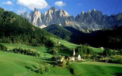 Italy National Park Mountains Nature Italian Wallpapers