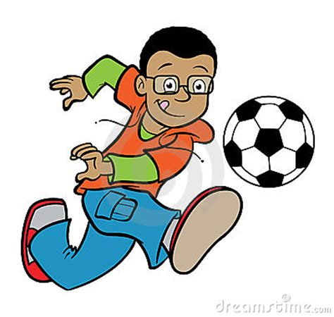 Kick Clipart Kicking Soccer Clip Clipart Panda Free