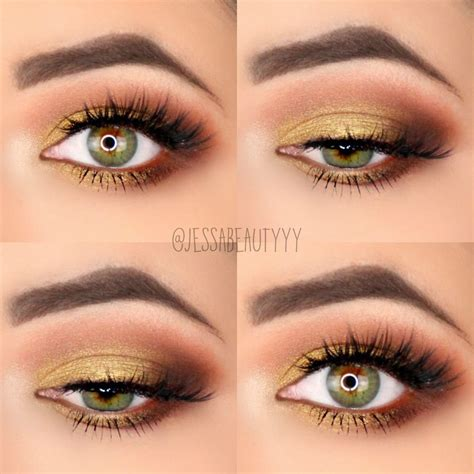 makeup ideas yellow eyeshadow mustard yellow yellow