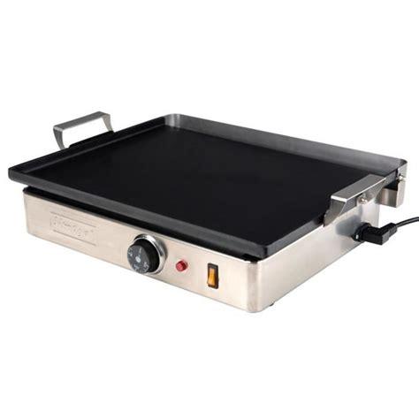 cuisiner à la plancha electrique plancha électrique d extérieur top plancha