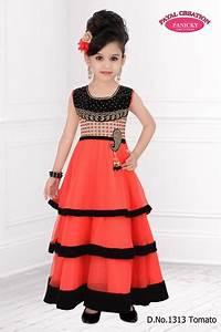 Fancy Seal Girls Fancy Gowns Girls Gowns Manufacturer From Mumbai