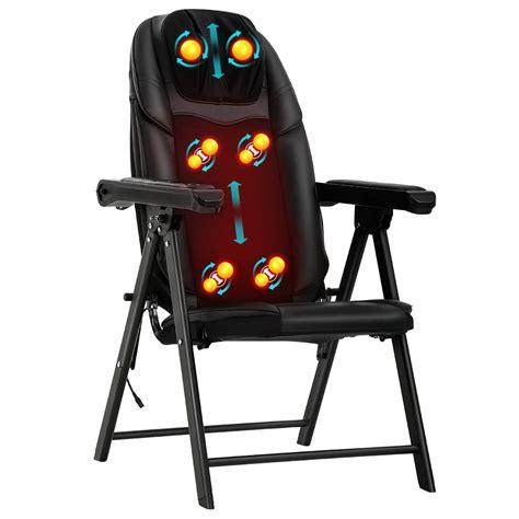 Amazon.com: Full Body Electric Shiatsu Massage Chair Fully