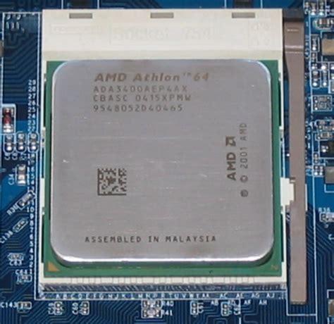 Athlon 64 — Wikipédia