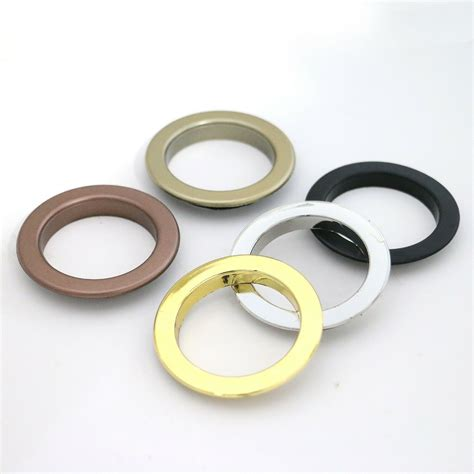 Plastic Drapery Grommets by Drapery Plastic Grommets 1 5 8 Quot Anti Brass No Tools
