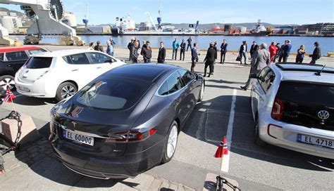 Electric Car Incentives In Norway, Uk, France, Germany