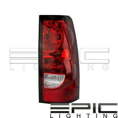 Right Passenger Tail Lamp For Chevy Silverado