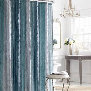 Curtain: interesting teal shower curtain Unique Shower ...