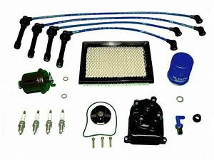 Tune Up Kit Honda Civic Ex 1996 To 2000 1 6l  U2013 Timing Belt Kit