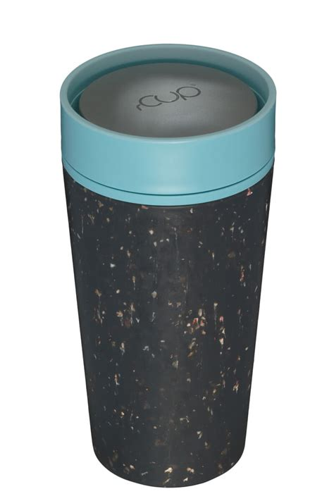 Buy it once and reuse it over and over again. rCup Recycled Keep Cup 340ml - Supawell